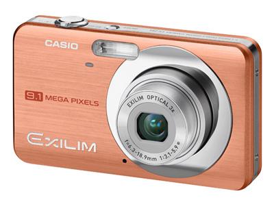 Casio EXILIM Z85 oranžový