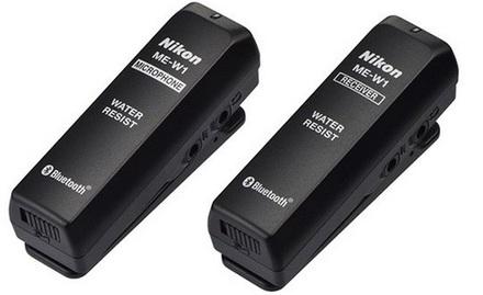 Nikon ME-W1 stereo mikrofon