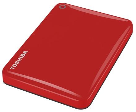 """Toshiba CONNECT II 2.5"""" 1TB, USB 3.0 černý"""