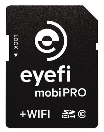 Eye-Fi SDHC 32GB Mobi Pro Wifi