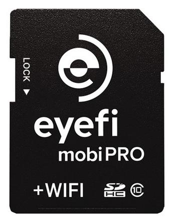 Eye-Fi SDHC 8GB Mobi Pro Wifi