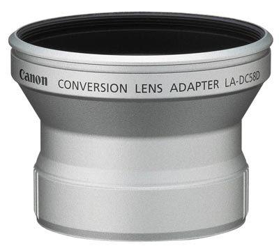 Canon adaptér konvertorů LA-DC58D