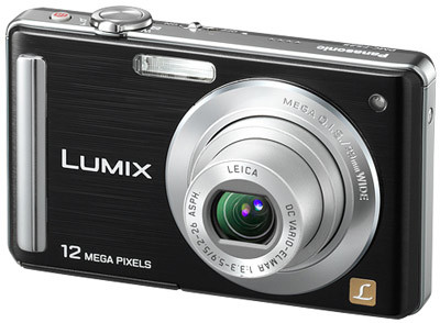 Panasonic Lumix DMC-FS25 černý