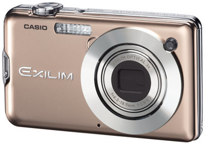 Casio EXILIM S12 růžový