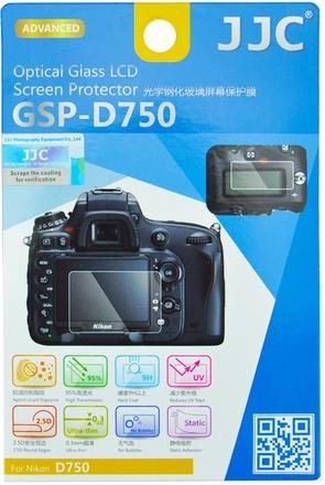 JJC ochranné sklo na displej pro Nikon D750