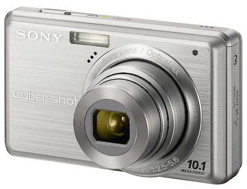 Sony CyberShot DSC-S950 stříbrný