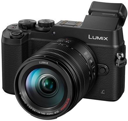 Panasonic Lumix DMC-GX8 + 14-140 mm černý