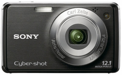 Sony CyberShot DSC-W220 černý