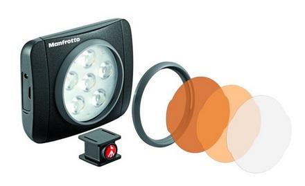 Manfrotto LED světlo LUMIMUSE 6x LED
