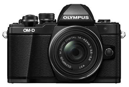 Olympus OM-D E-M10 Mark II + 14-42 mm EZ hnědý Limited Edition hnědý Limited Edition