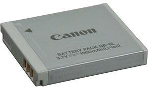 Canon NB-6L akumulátor