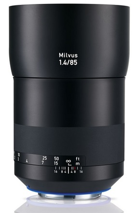 Zeiss Milvus 85mm f/1,4 ZE pro Canon