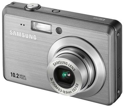 Samsung ES55 stříbrný