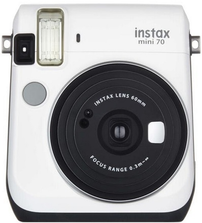 Fujifilm Instax Mini 70 instant camera
