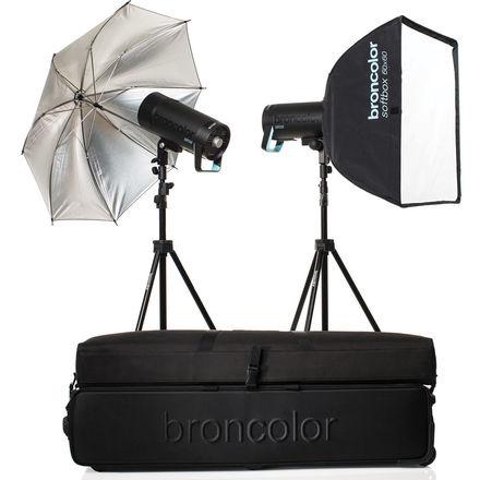 Broncolor Siros 800 S Expert Kit 2 RFS 2.1 - Zánovní!