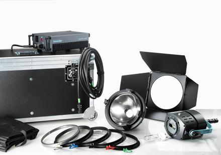 Broncolor HMI 1600 PAR Kit