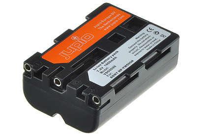 Jupio akumulátor NP-FM500H pro Sony