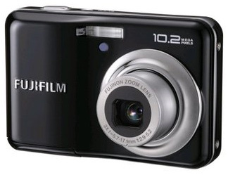 Fuji FinePix A170 černý