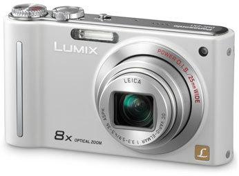 Panasonic Lumix DMC-ZX1 bílý