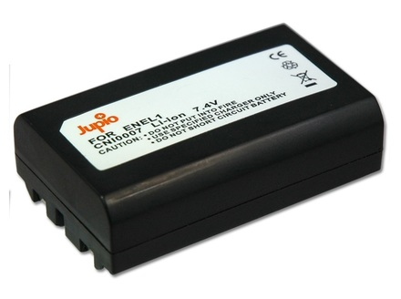 Jupio akumulátor EN-EL1 pro Nikon