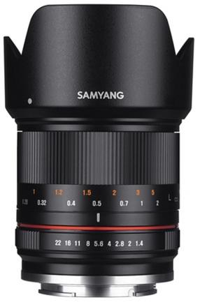 Samyang 21mm f/1,4 ED AS UMC CS pro micro 4/3