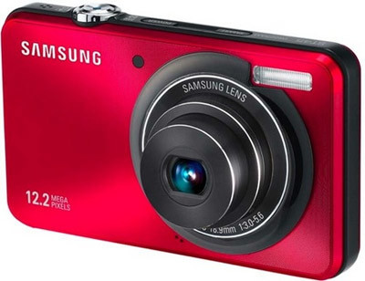 Samsung ST45 červený