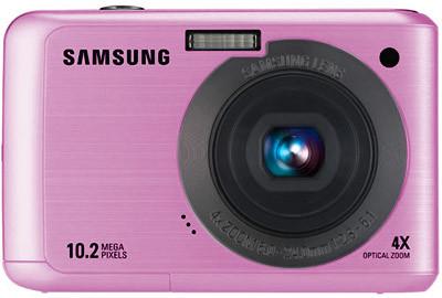 Samsung ES20 růžový