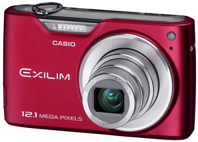 Casio EXILIM Z450 červený