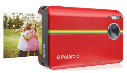 Polaroid Z2300 Digital Instant Camera Box