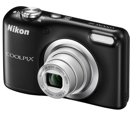 Nikon Coolpix A10 černý + 16GB karta + pouzdro 70G + ministativ + čisticí utěrka!