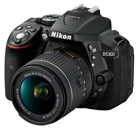 Nikon D5300 + 18-105 mm VR ULTRAKIT