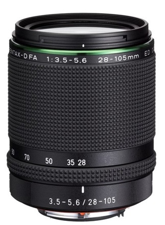 Pentax D FA 28-105mm f/3,5-5,6 ED DC WR