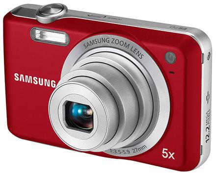Samsung ES70 červený