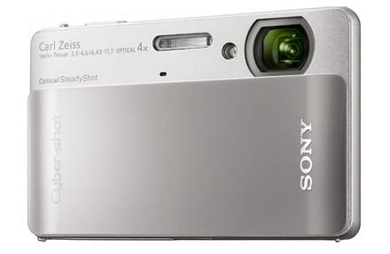 Sony CyberShot DSC-TX5 stříbrný