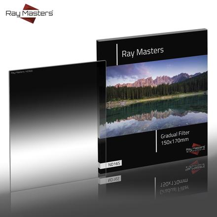 Ray Masters 150x170mm ND 16 filtr jemný