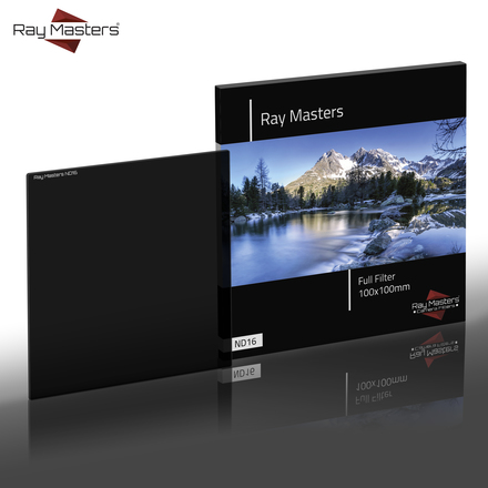 Ray Masters 100x100mm ND 16 filtr
