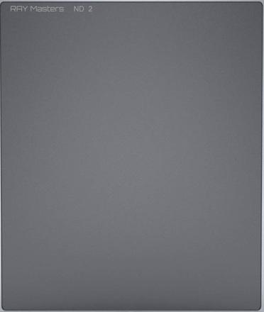 Ray Masters 84x100mm ND 2 filtr 0,3 plný