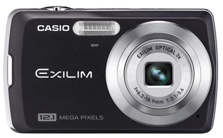 Casio EXILIM Z35 černý + SD 2GB karta + pouzdro CASE1!