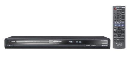 Panasonic DVD přehrávač DVD-S54E-K