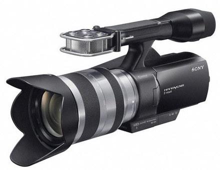 Sony NEX-VG10E
