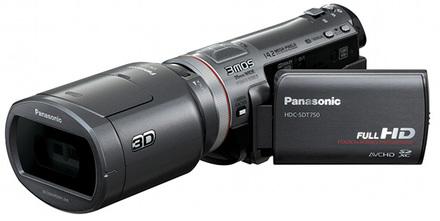 Panasonic HDC-SDT750