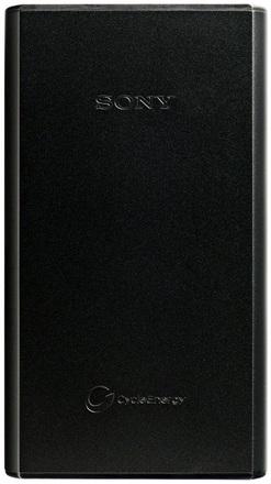 Sony externí baterie a USB nabíječka CP-S20B 20000 mAh černá