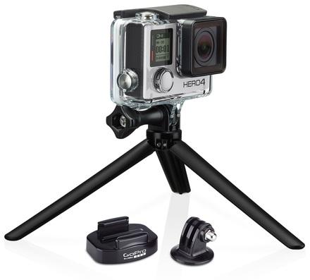 GoPro adaptéry na stativ Tripod Mounts + mini stativ