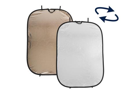 Lastolite Panelite odrazná deska 180x125cm sluneční svit/stříbrná jemná