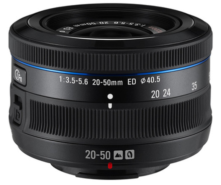 Samsung NX 20-50mm f/3,5-5,6 ED