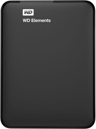 "Western Digital Elements Portable  1.5TB, 2.5"" USB 3.0, černý"