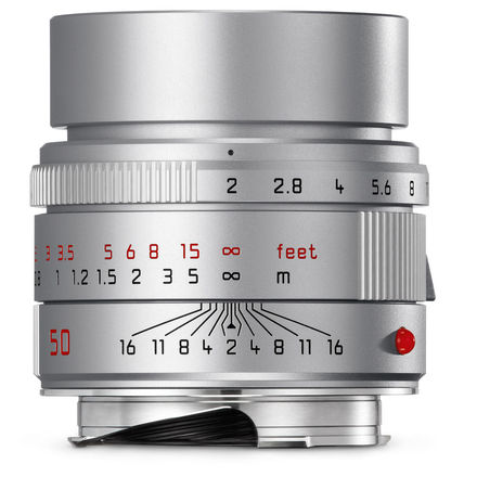 Leica 50mm f/2,0 ASPH APO SUMMICRON-M