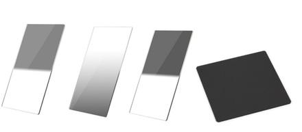 Haida set 100x150 přechodových ND filtrů PROII 0,6 jemný+ 0,6 + 0,9 tvrdý + ND 3,0  pro Krajinu