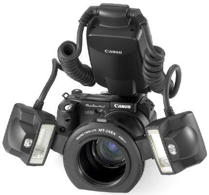 Canon blesk MT-24EX
