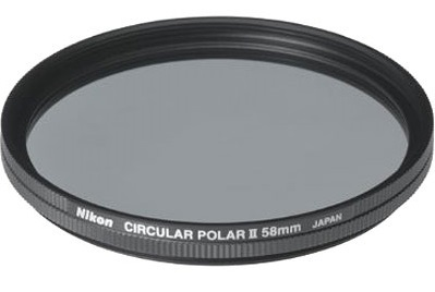 Nikon polarizační filtr C-PL II 58mm